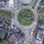 Crossgates roundabout Leeds
